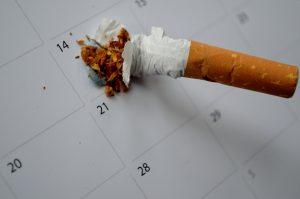 Rzucając palenie zadbaj o dietę