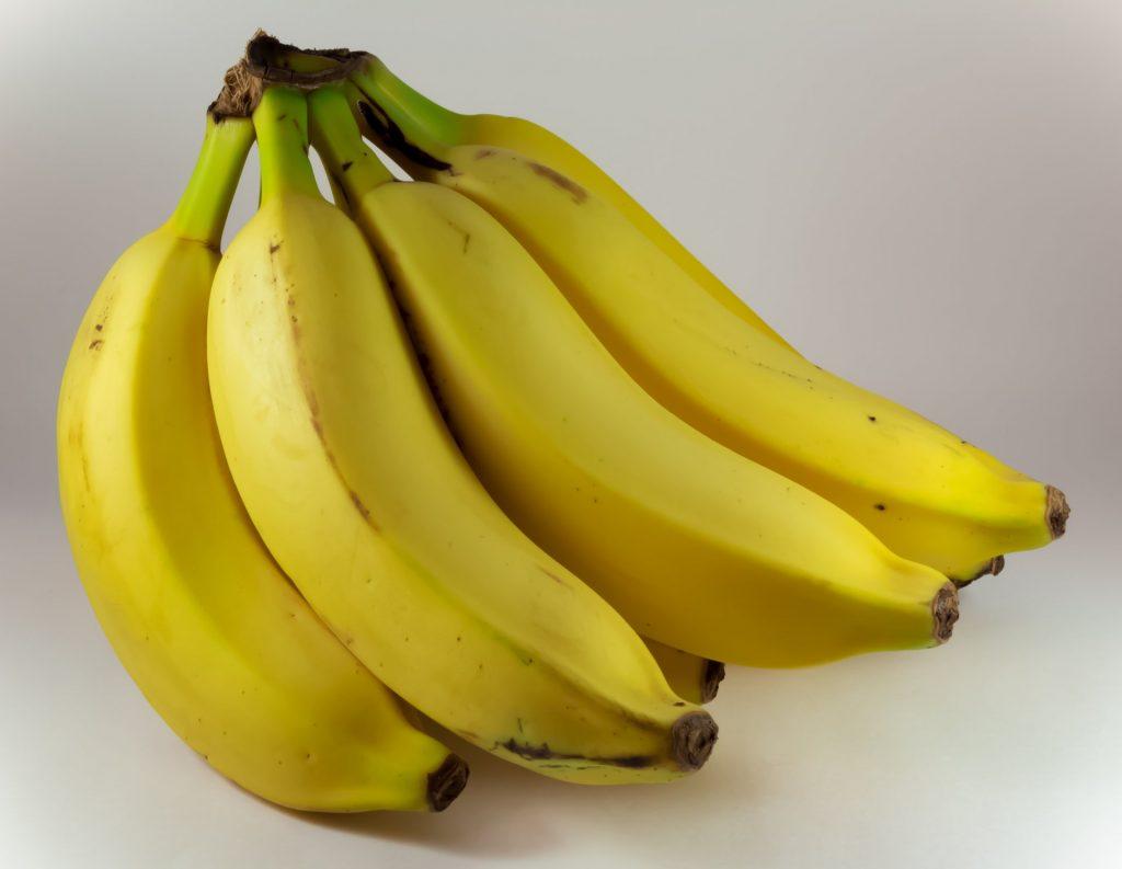 Maseczki do włosów bananowe
