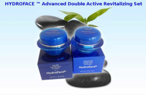 Hydroface ™ - Advanced Double Active Revitalizing Set