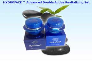 Hydroface ™ - Advanced Double Active Revitalizing Set