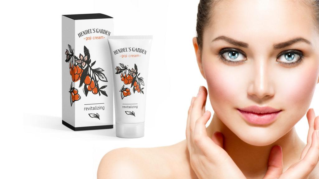 Goji Cream - Odmłodzenie skóry w 30 dni