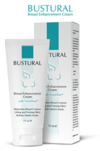 Bustural - breast enhancement cream
